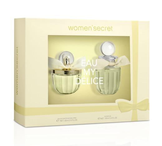 Women's Secret geschenk met eau de toilette en bodylotion   26