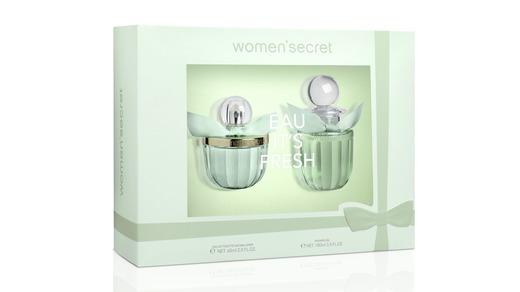 Women's Secret geschenk met eau de toilette en bodylotion   27