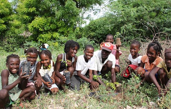 Karma Group is Planting Trees