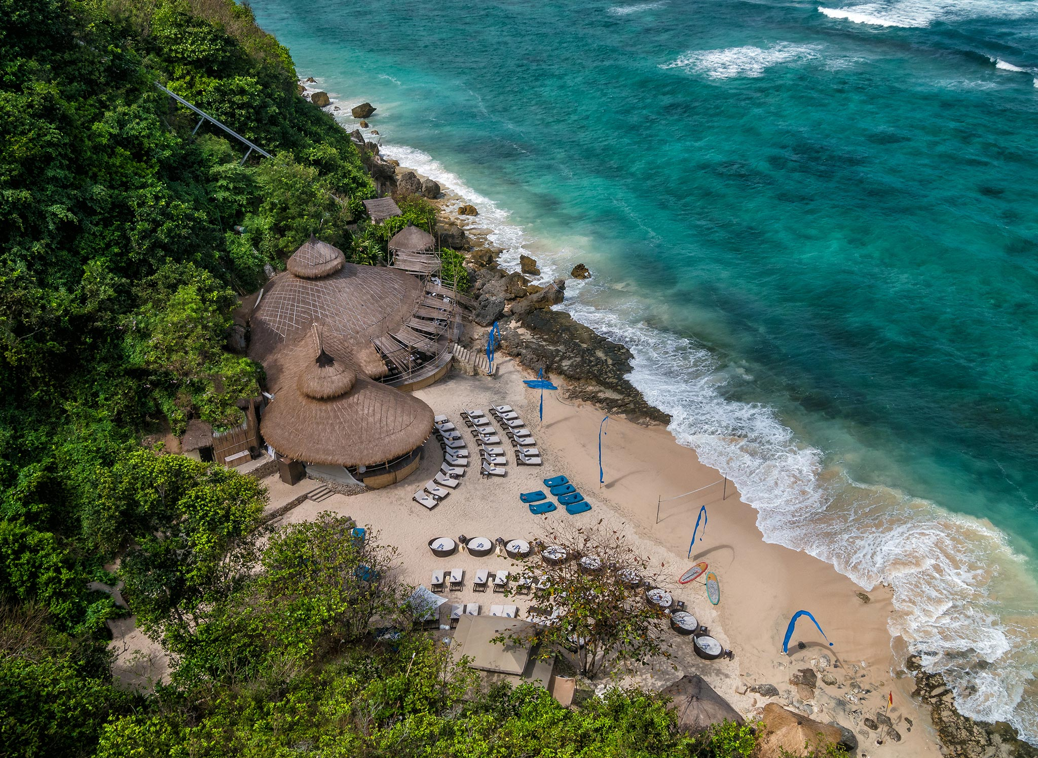 Karma Beach Club Bali Private Beach Club Lombok