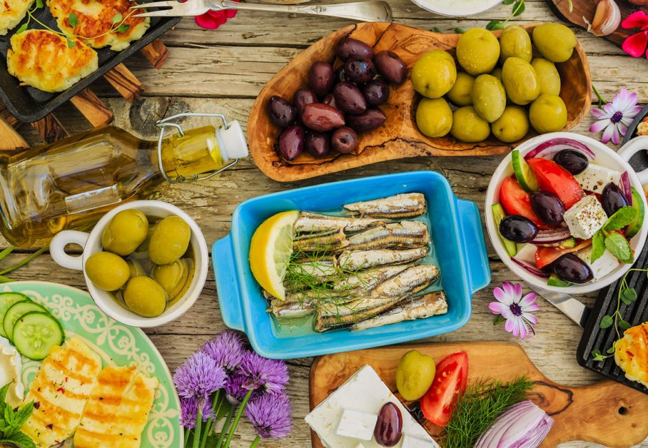 The Traditional Greek Food Experience in Crete