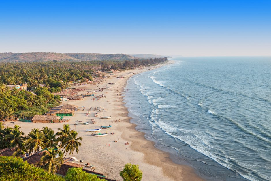 Goa: Discover 5 of its best beaches