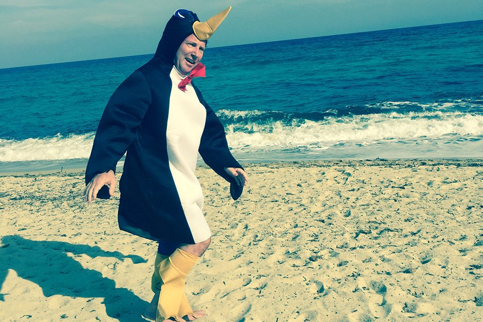 The Penguin Walk: Charity walk for Christel House students