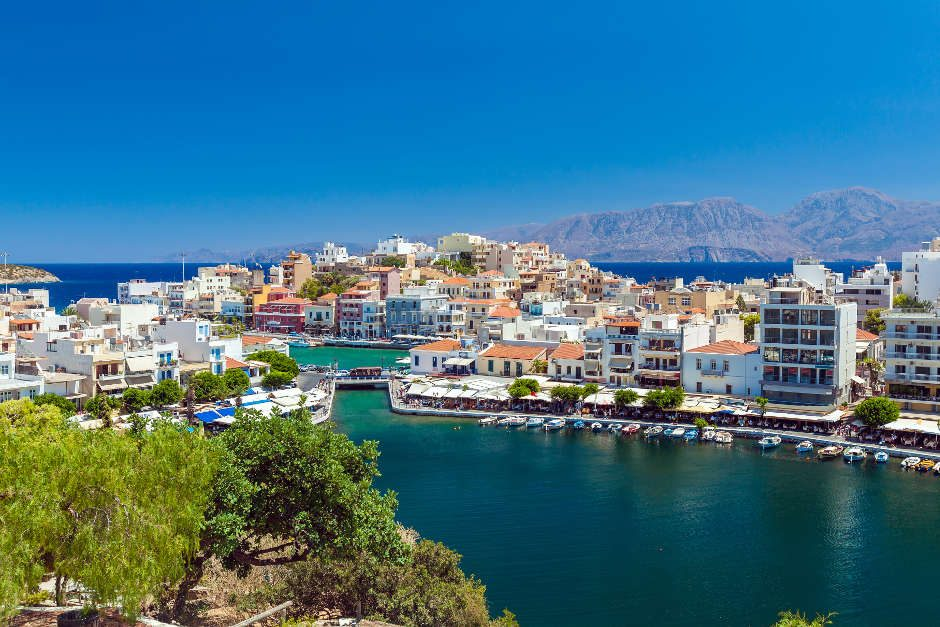Agios Nikolaos- Crete's cultural epicentre
