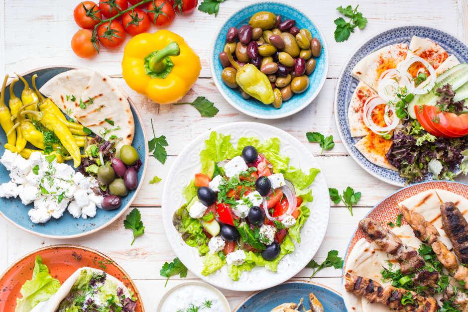 Food in Greece, Karma Group Blog