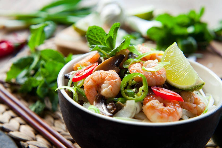 Ancient Hoi An's traditional Vietnamese food