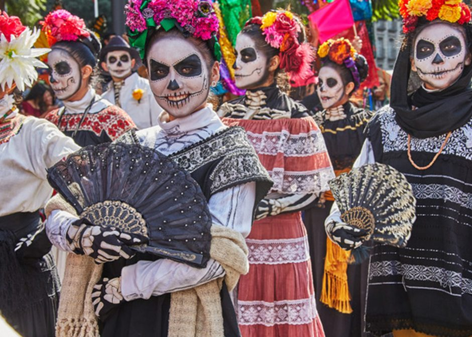 The spookiest Halloween traditions around the world