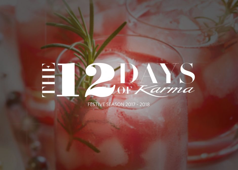 12 Days Of Karma – Let The Festive Season Begin