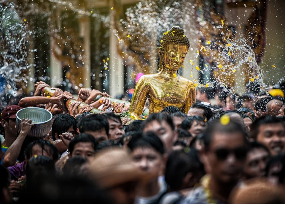 Songkran – Thai New Year Celebrations