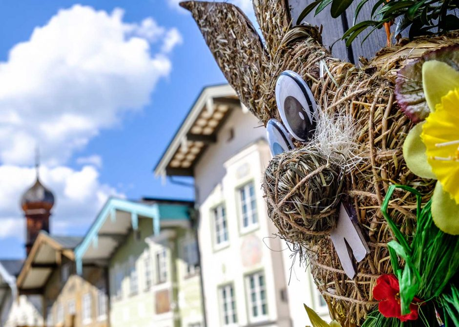 No One Does Easter Quite Like The Bavarians!