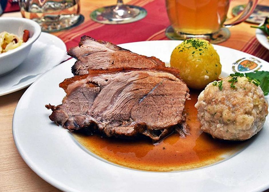 Bavarian Cuisine – The Definition of Good, Hearty Country Eating!