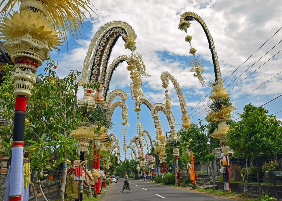 Experience The Colour and Mystery of Bali's Galungan Festival