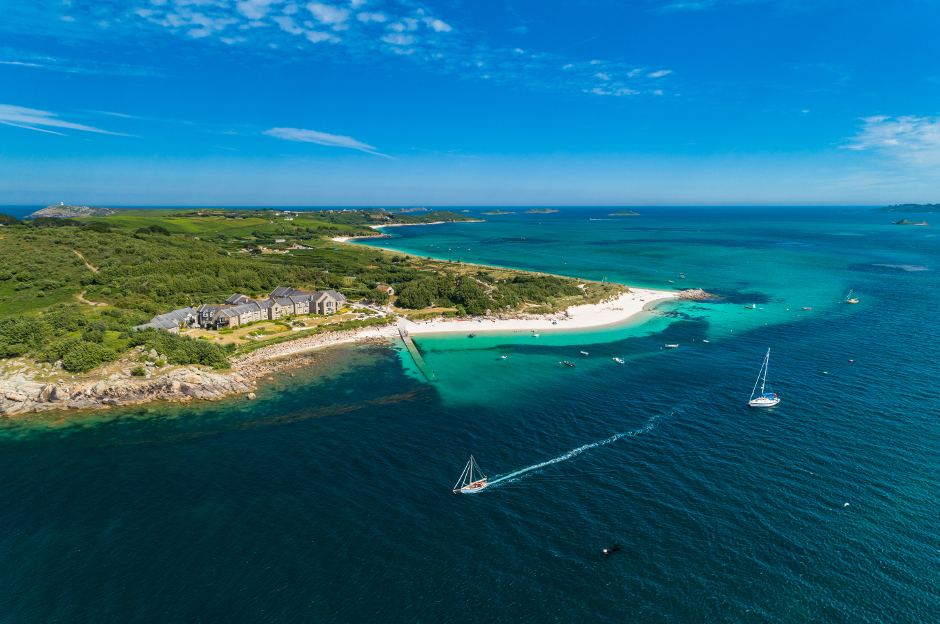 Karma Group - the Isles of Scilly in Autumn, UK