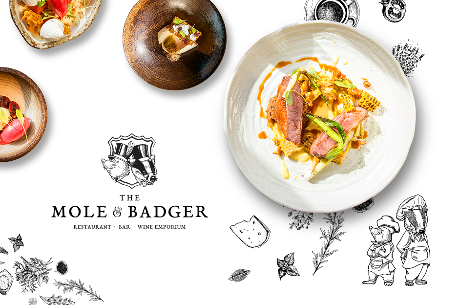 Mole & Badger – A Culinary Homage To The Wind In The Willows