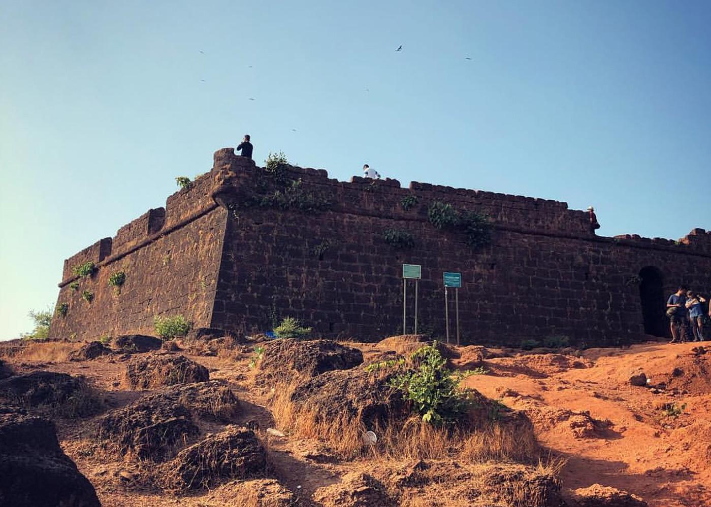 chopora fort