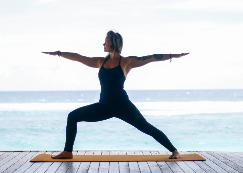 Meet Karma Luminary & Master Yoga Teacher Ola Lirka