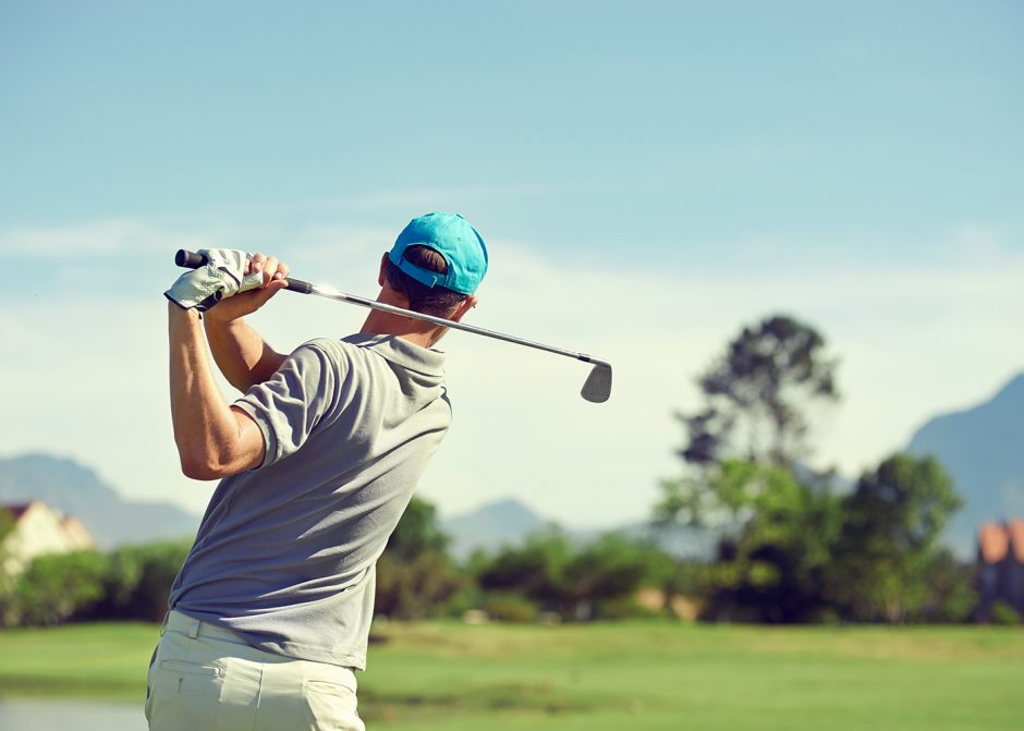 Golf & Nature's Bounty in Western Australia
