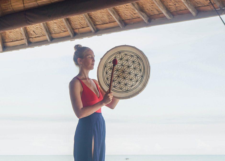 Gong Master Vanessa Holliday's Sound Healing