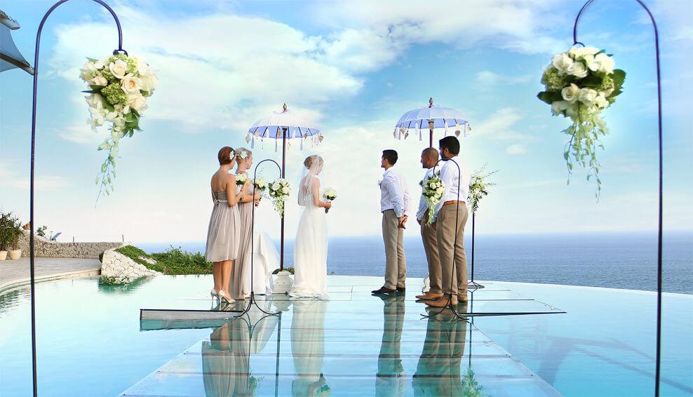 Karma Kandara Wedding Moment