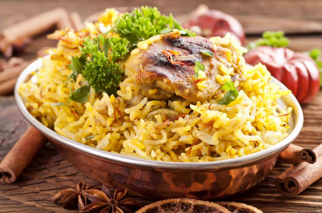 Karma Royal Haathi Mahal Cuisine