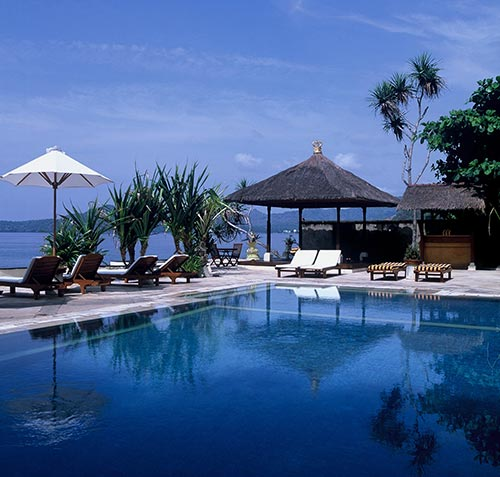 Karma Royal Candidasa Swimming Pool