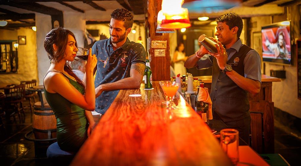 Karma Royal Haathi Mahal Attwood's Pub