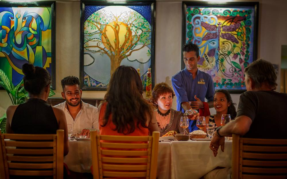 Karma Royal Palms Dining