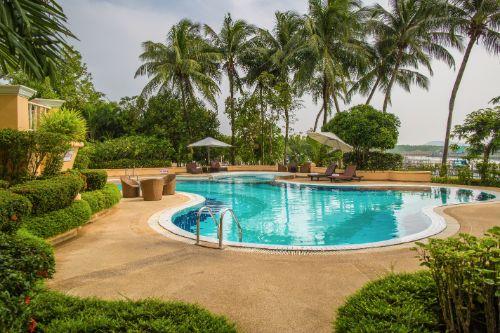 Karma Royal Phuket Pool At Club House