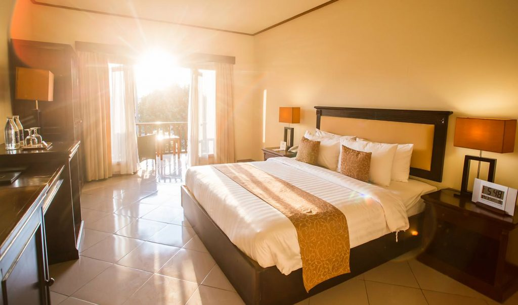 Karma Royal Sanur Bed