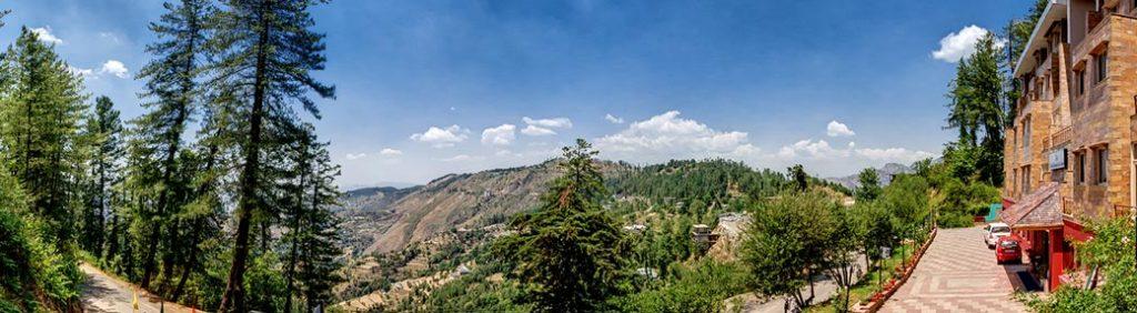 karma royal at Shimla