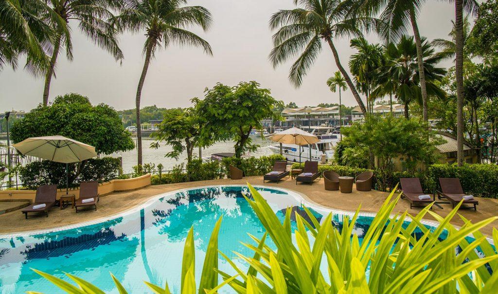 Karma Phuket Pool