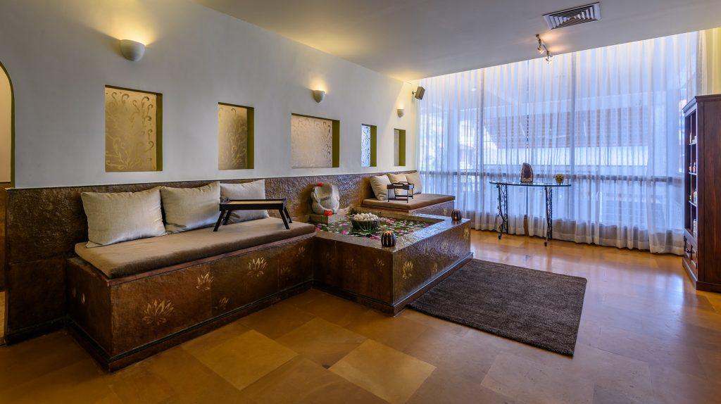 spa treatment, karma royal haathi mahal, goa, india
