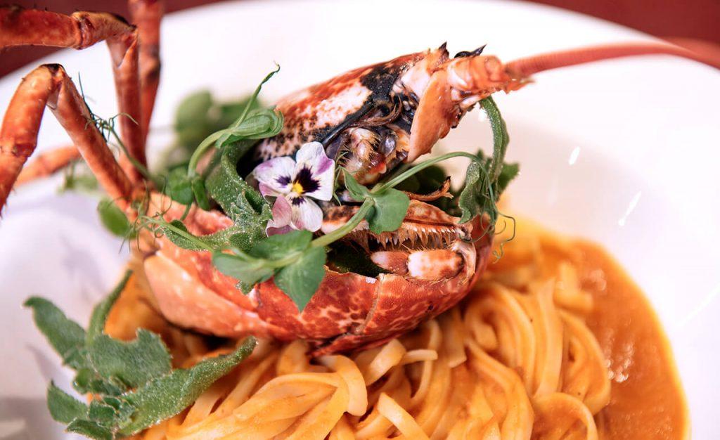 Karma Sanctum Soho Lobster Cuisine
