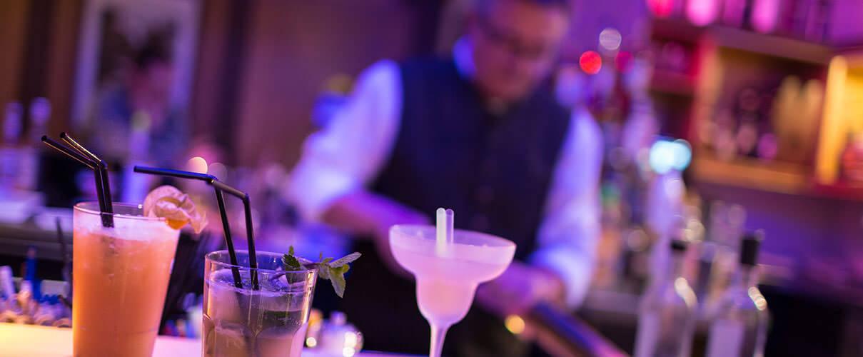 fresh drinks in bavaria exclusive bar