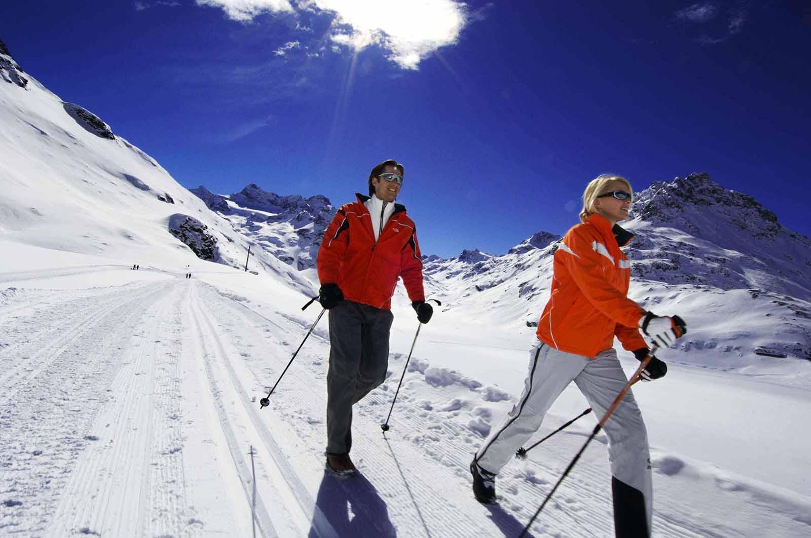 enjoy the joyful skying at luxury hotel mountain of karma bavaria