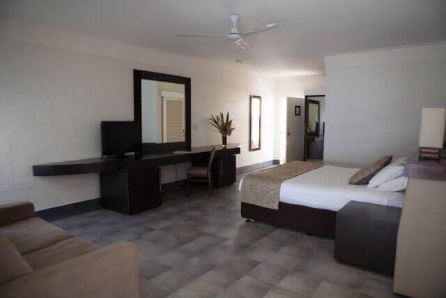 comfort and luxury bedroom of Accommodation in Rottnest