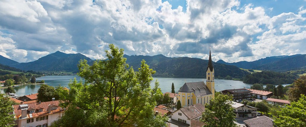 luxury place of Germany Resort landscape