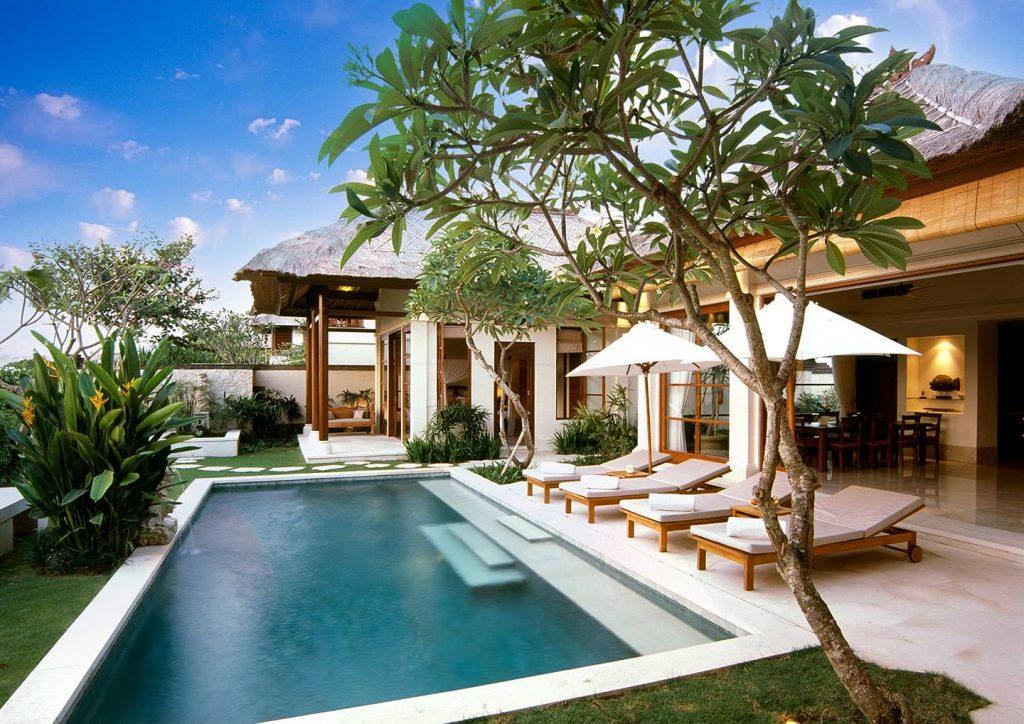 comfortable living with elegant private pool at luxury villa karma jimbaran