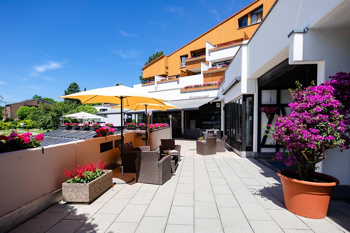 Luxury Hotel of Karma Bavaria second floor