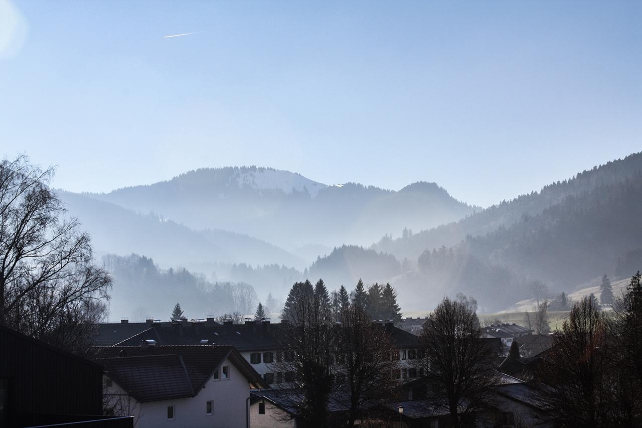 feel the fresh air at Morning in Karma Bavaria