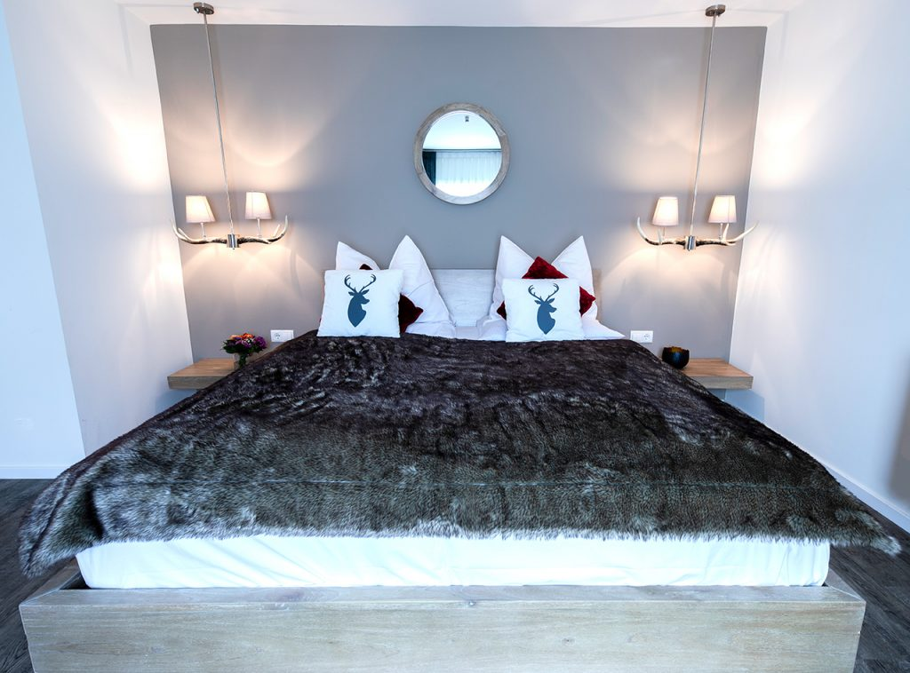 luxury hotel of Karma Bavaria room