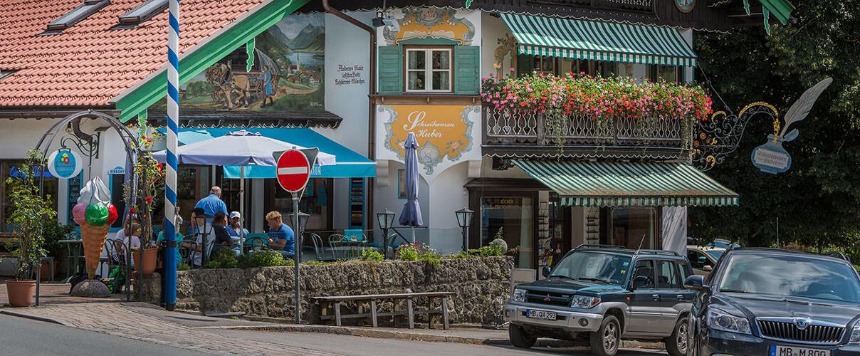 luxury resort and homey place of karma bavaria