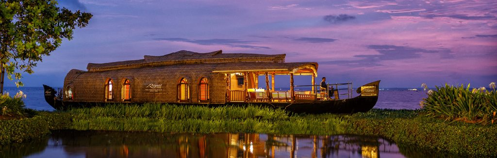romantic karma chakra boat lagoon