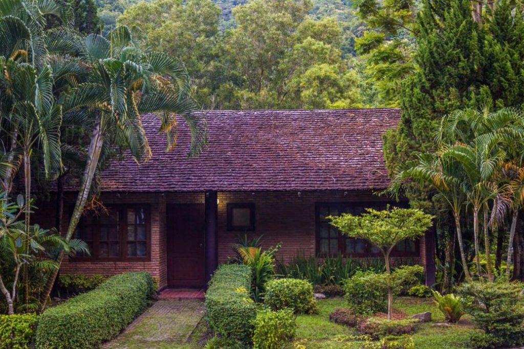 Accommodation 2 Bedroom Cottage in Tropical Gardens at luxury hotel karma royal chiang mai
