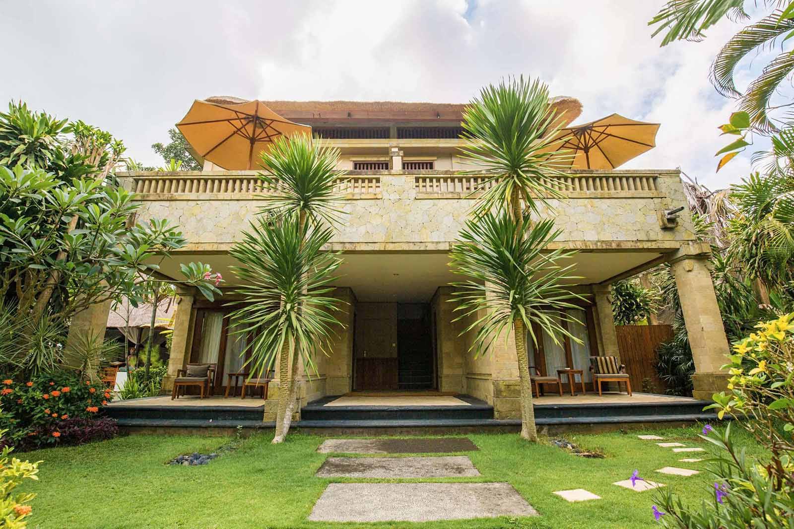 luxury hotel of karma royal jimbaran Karma Royal Jimbaran front view