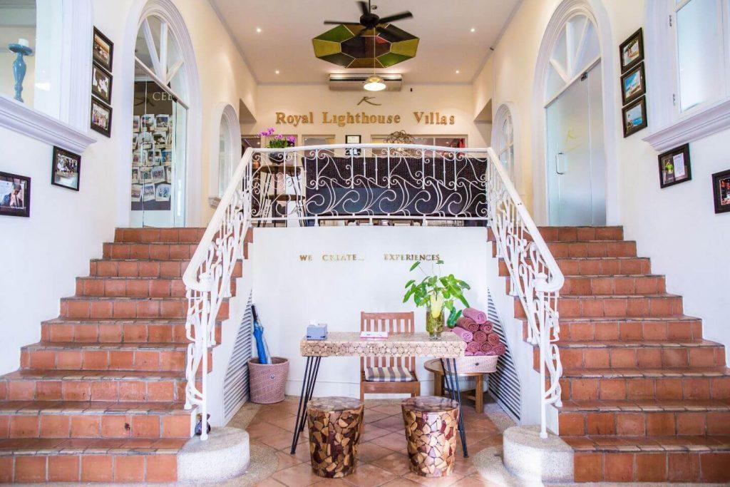 enjoyable Karma Royal Phuket Reception Area