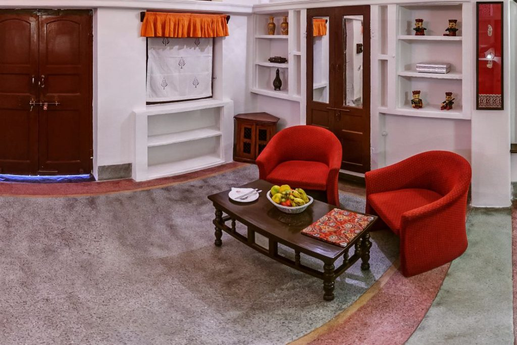 luxury hotel of Red Deluxe Room