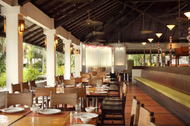 luxury hotel of Karma Royal Phuket Restaurant