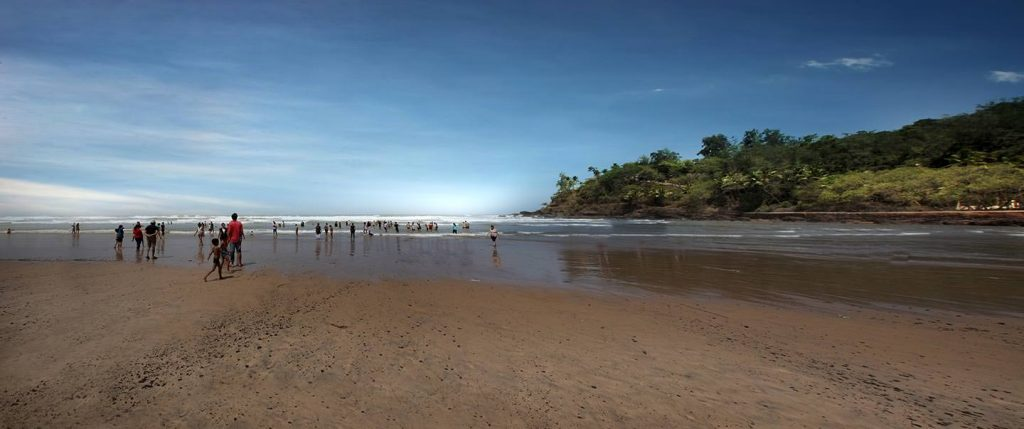 great holiday of Cavelossim Beach, Goa