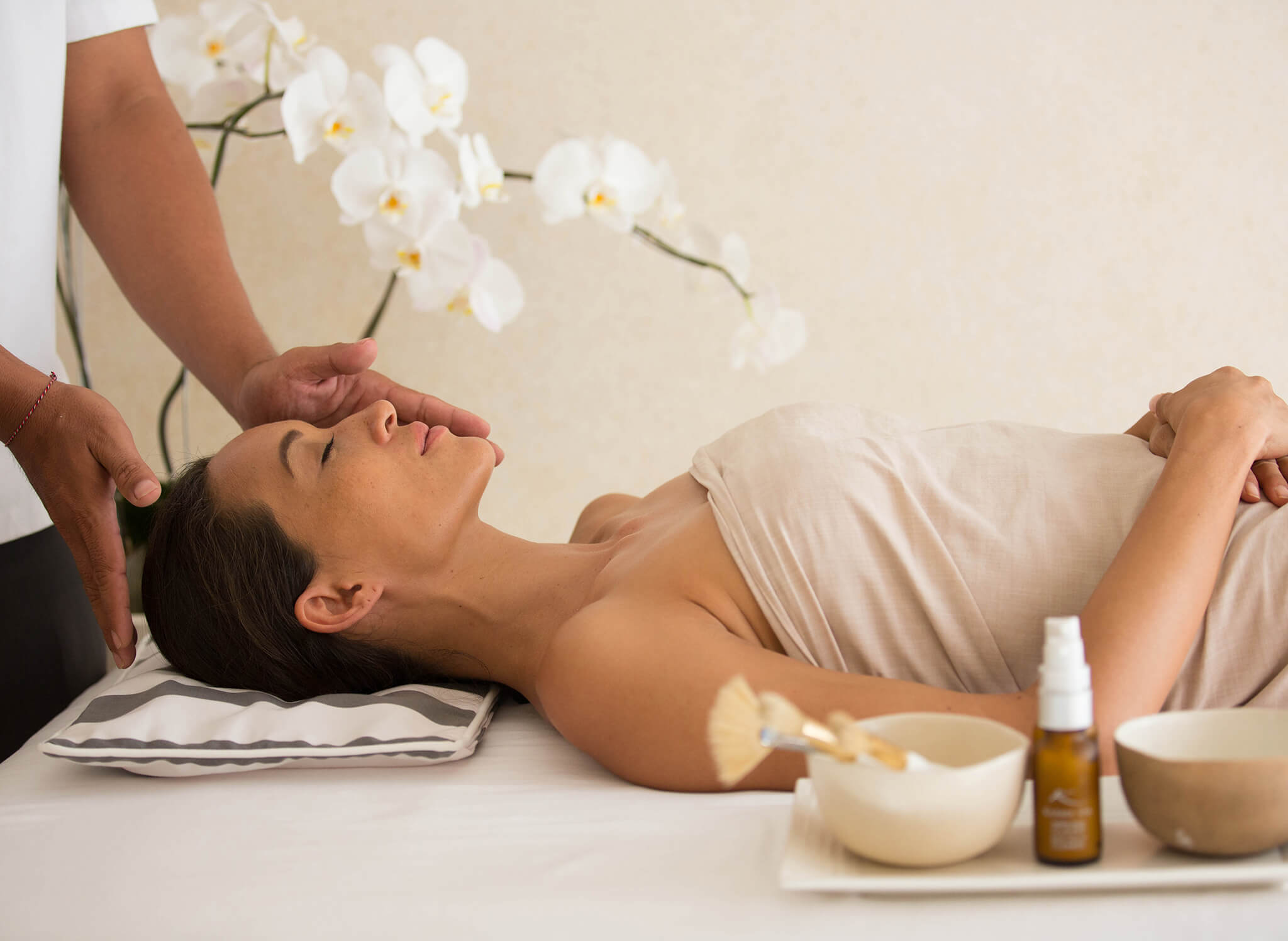 relax and enjoy your professional spa and treatment at luxury karma spa of jimbaran